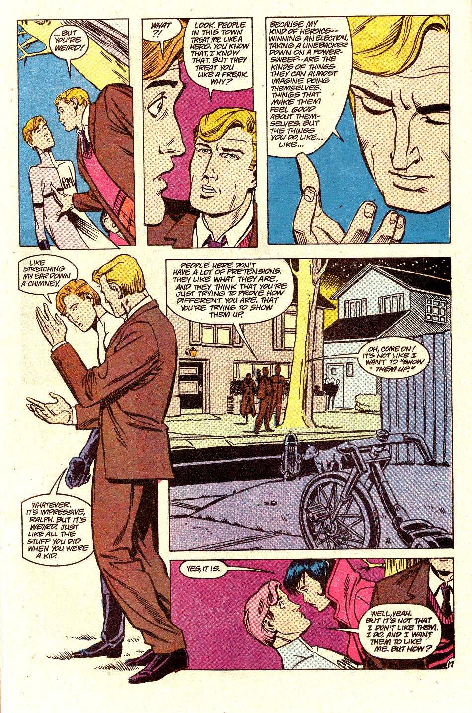 Read online Secret Origins (1986) comic -  Issue #30 - 19
