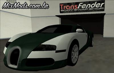 carros adaptados para ivml gta