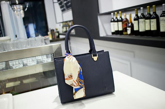 Jims Honey Jolie Bag Navy