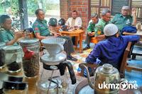 Tempat ngopi minum kopi enak di Depok - Idea Coffee