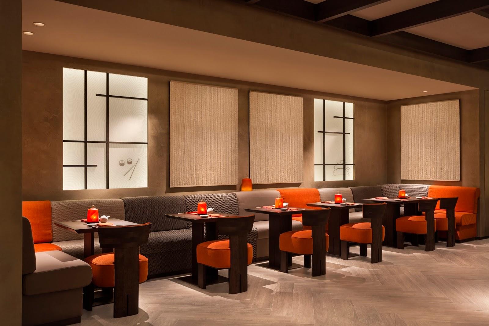Armani Nobu Milan - Japanese restaurant in Milan