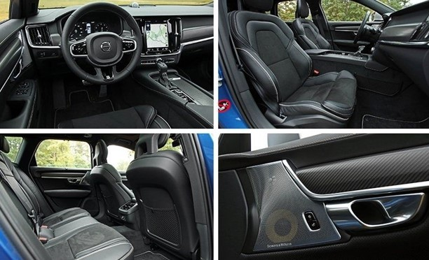 2018 Volvo V90 T6 AWD Review
