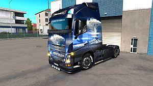 Ararat skin for Volvo 2013