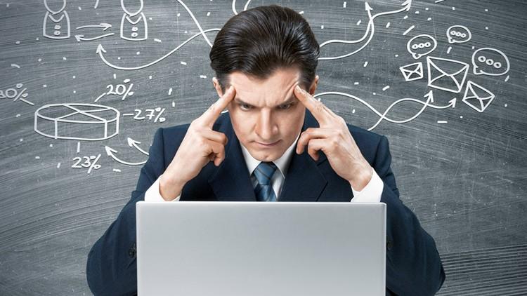 صعوبة التركيز وضغط العمل