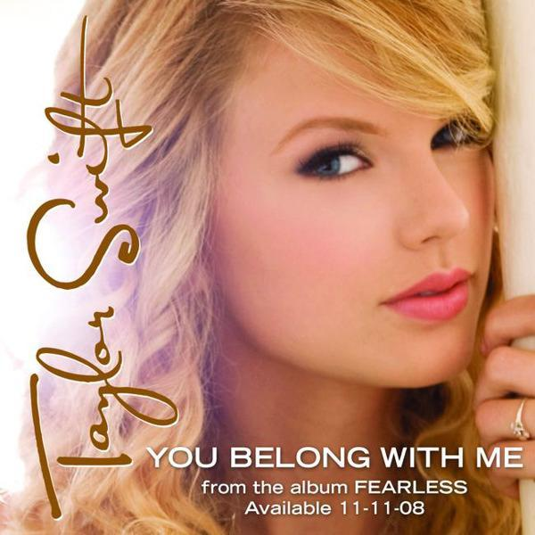 You Belong With Me Fearless Taylor Swift Deezer