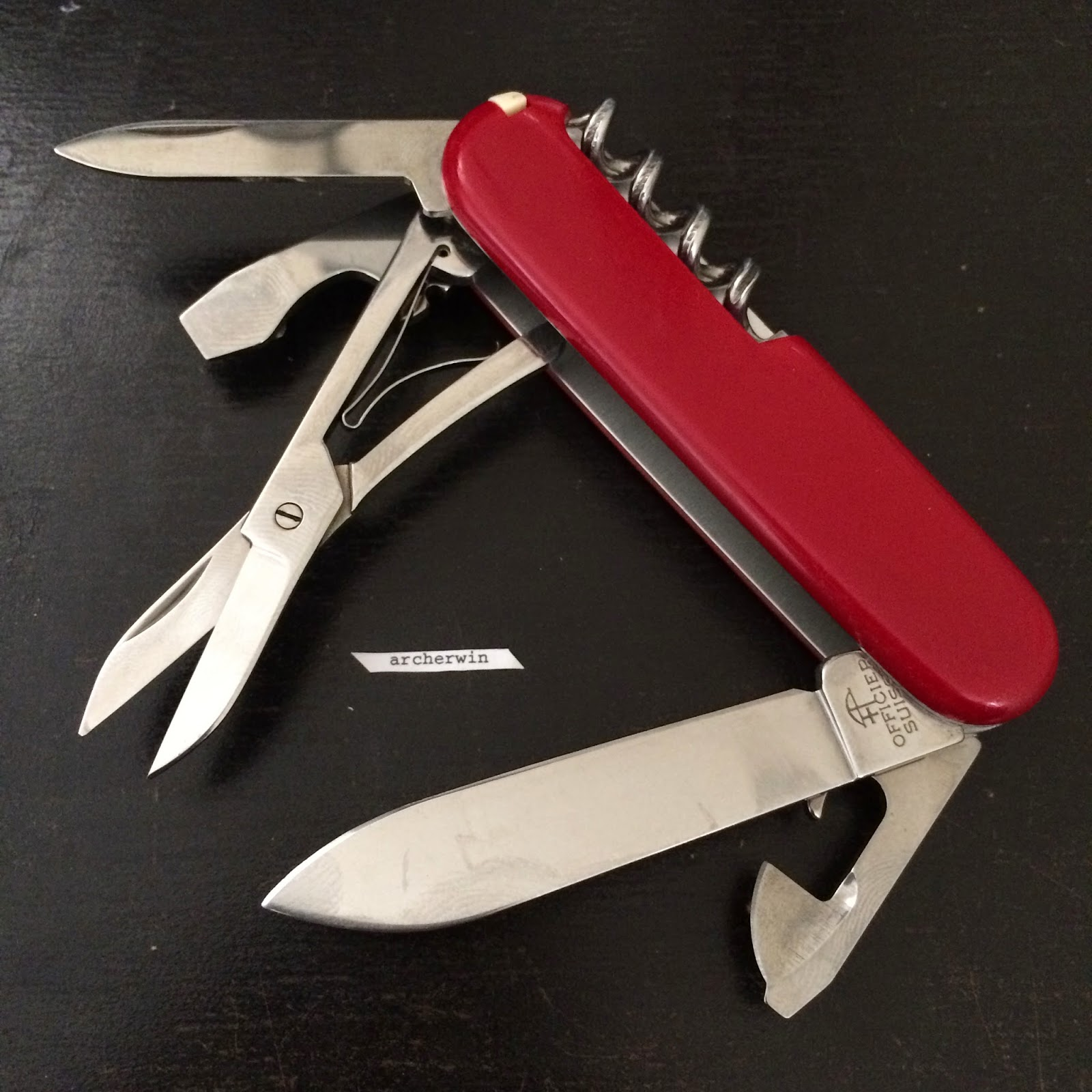 Archerwin S Swiss Army Knives Collection Victorinox