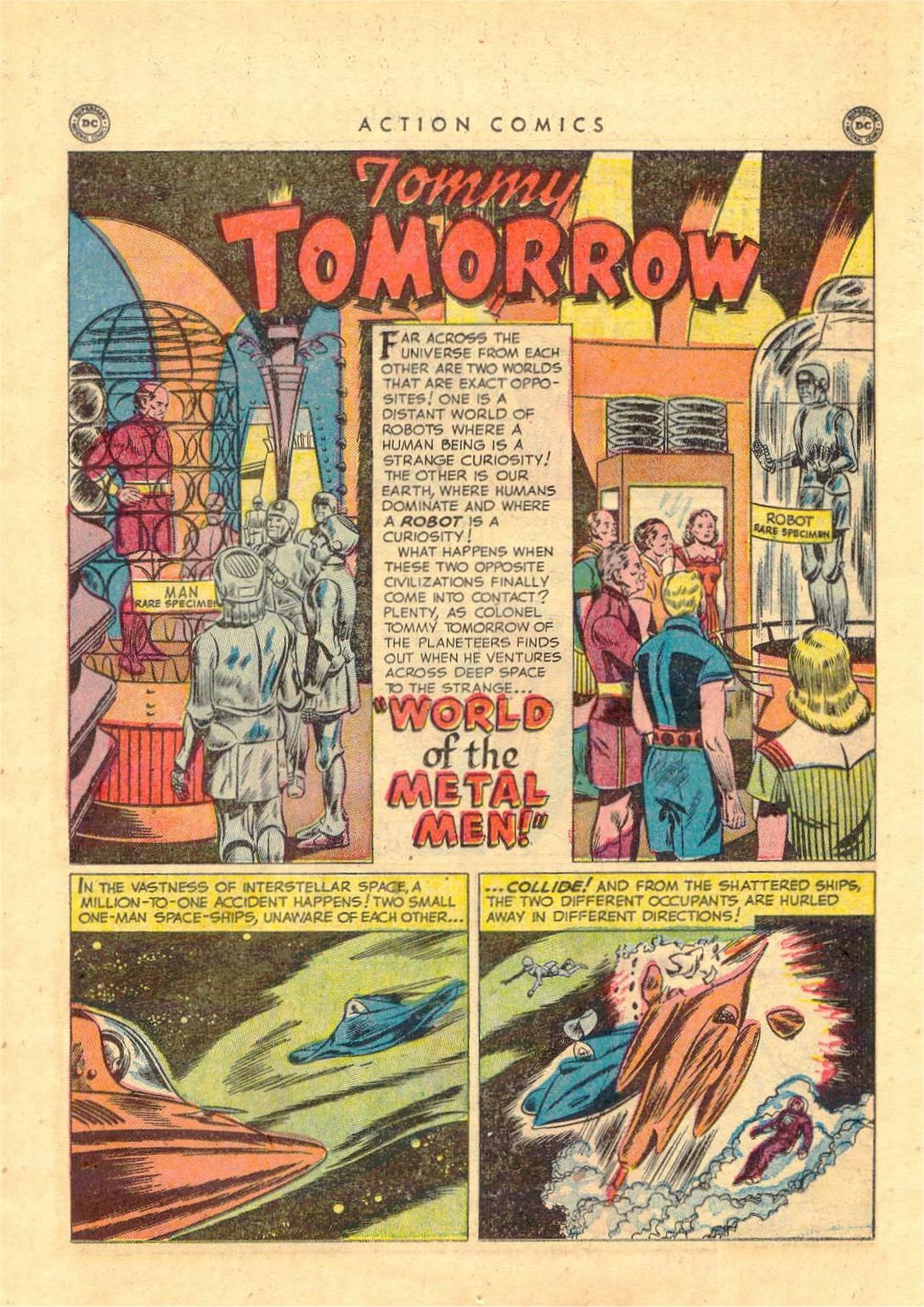 Action Comics (1938) 156 Page 15