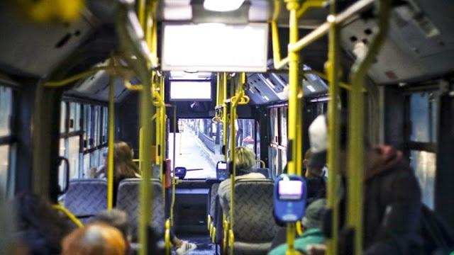 Τρόμος στην Ηλιούπολη - Επίθεση με αεροβόλο όπλο σε λεωφορείο του ΟΑΣΑ
