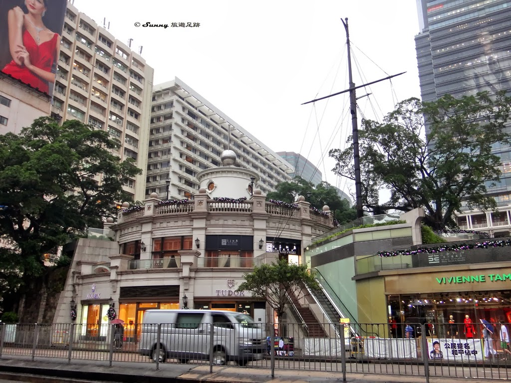 Sunny 旅遊足跡: 漫步於今與昔的尖沙咀碼頭 (香港尖沙咀區)