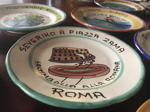 Buon Ricordo Plates