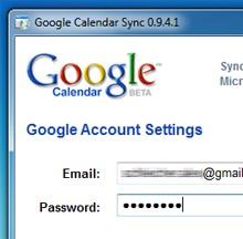 google calendar sync 2016