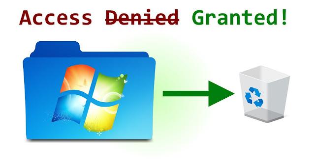Cara Menghapus Folder Windows.old pada Komputer