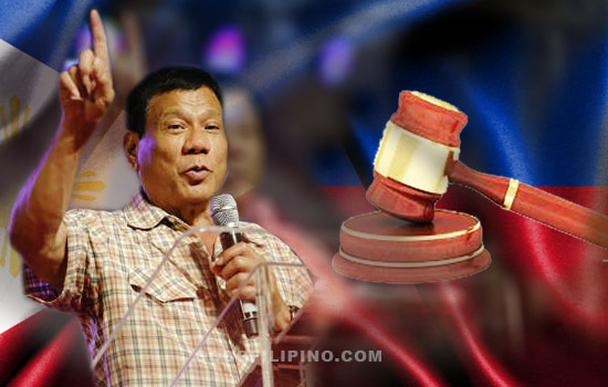 Duterte to remove 'party-list' in the new Constitution