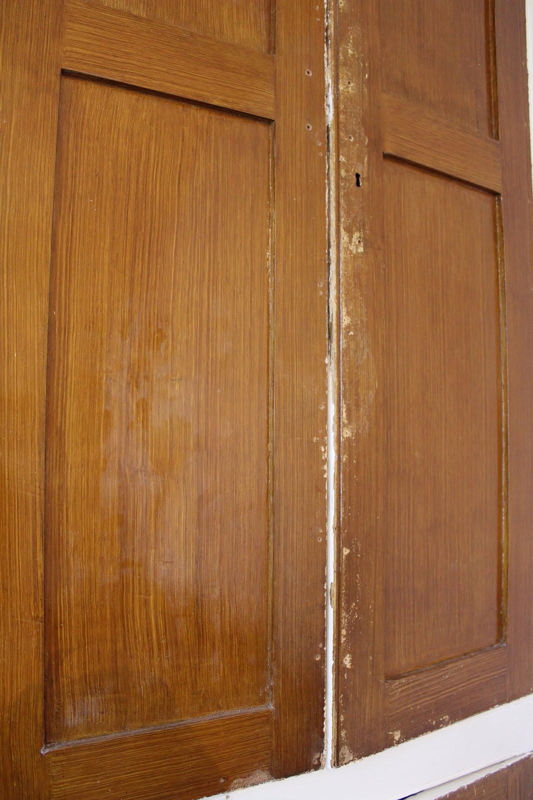 Victorian cupboard doors