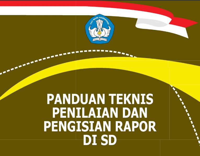 Panduan Penilaian Raport K13