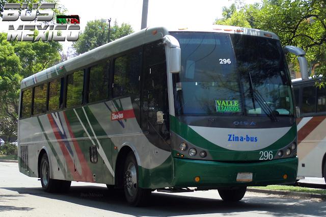 Bus m xico autobuses m xico toluca zinacantepec y ramales - Autobuses larga distancia ...