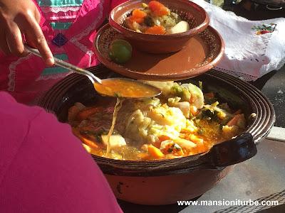 Cocina Tradicional Michoacana: Churipo