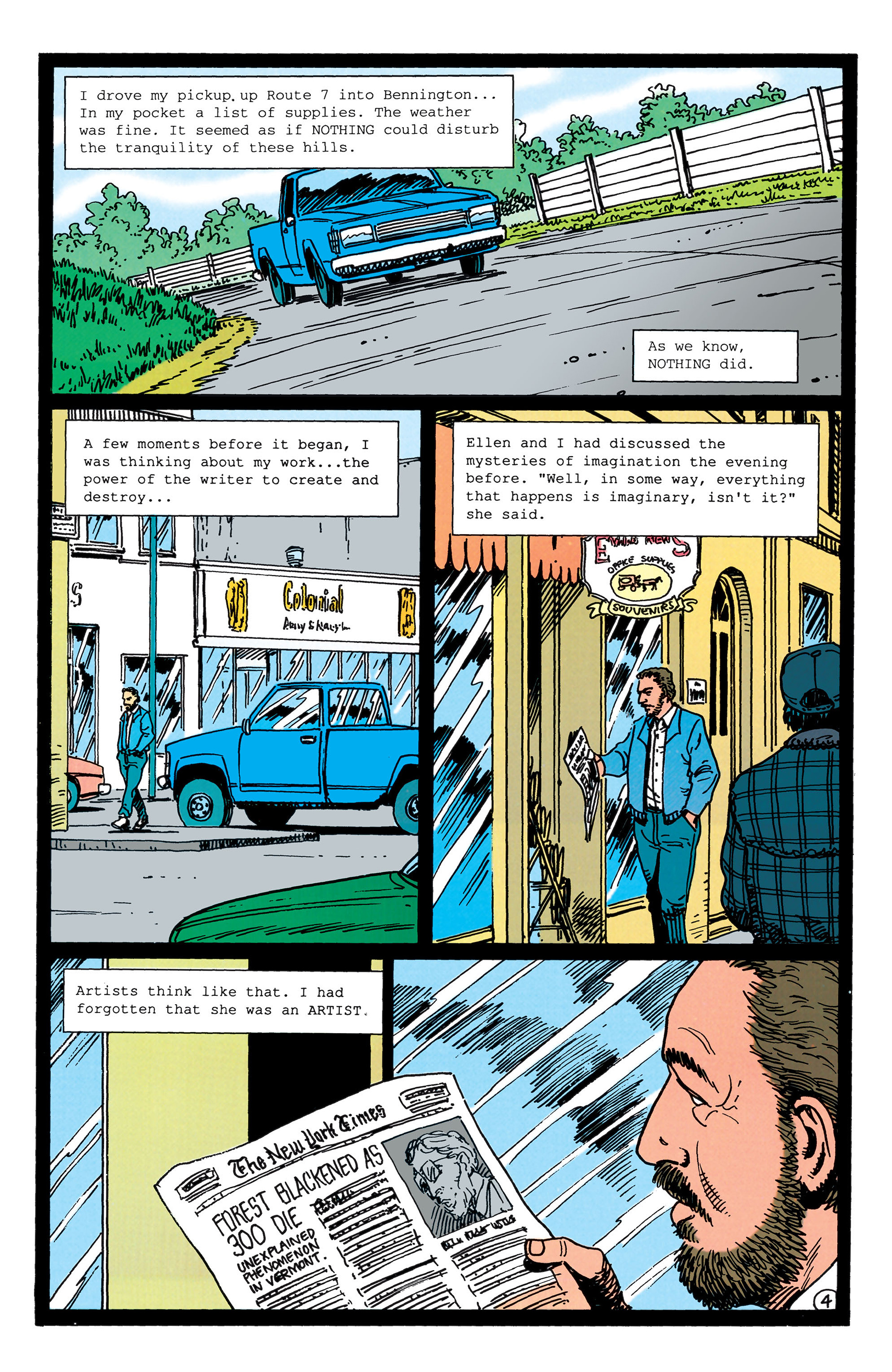 Read online Animal Man (1988) comic -  Issue #50 - 5