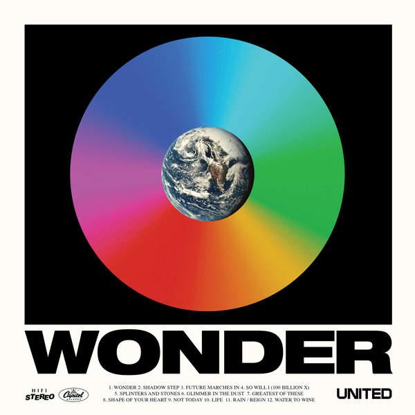 Hillsong UNITED - Wonder Cover