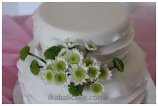 IKA Bali CakeWedding Cake