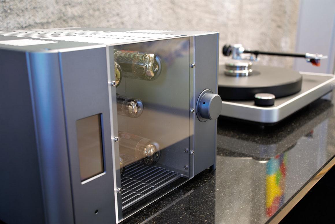 Mono and Stereo High-End Audio Magazine: NIMBUS AUDIO ARCUS TUBE