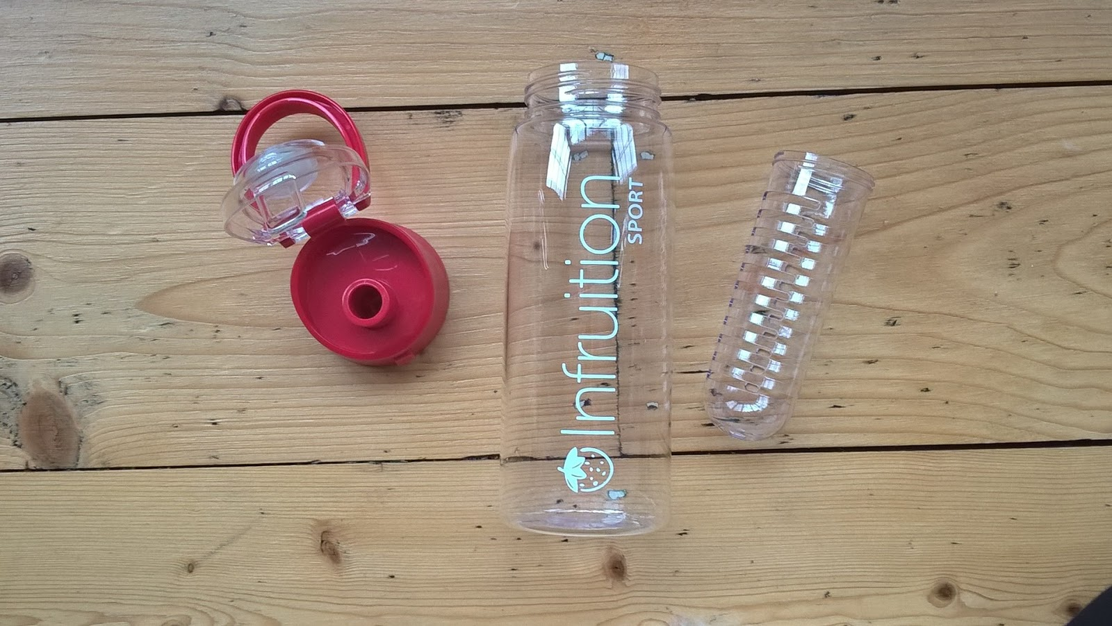 Infruition Adult Sport bottle, lid, bottle & fruit chamber - motherdistracted.co.uk