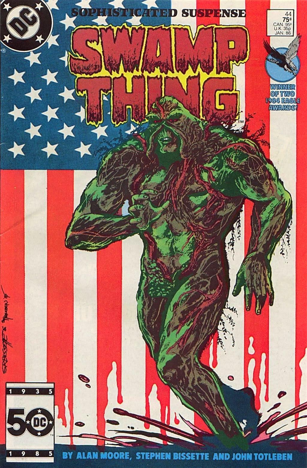 """Résultat de recherche d'images pour """"swamp thing cover moore"""""""
