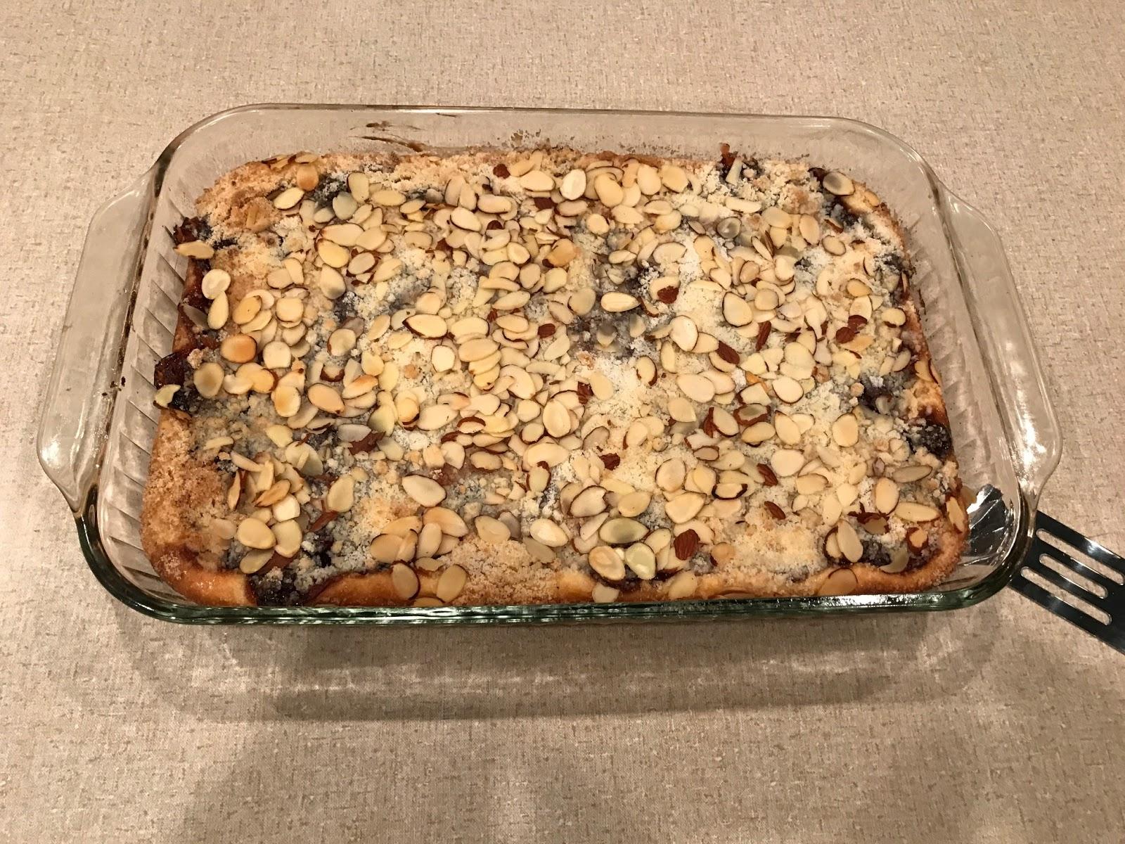 also made Almond Streusel Cherry Cheesecake Bars, ( a Betty Crocker ...