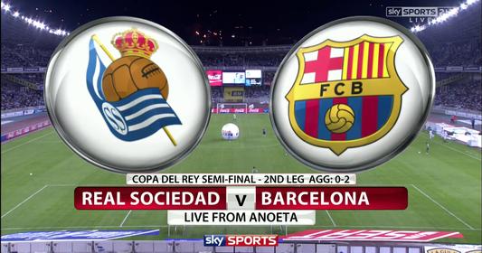 barcelona vs madrid live