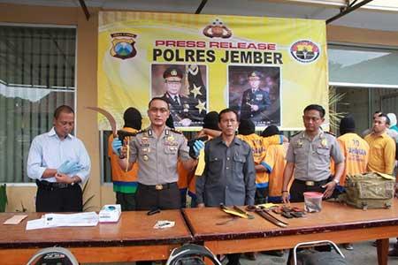 Alamat & Nomor Telepon Polres Jember Jawa Timur