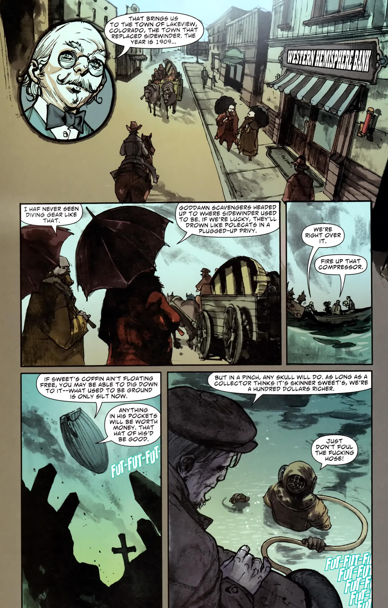 Read online American Vampire comic -  Issue #2 - 31