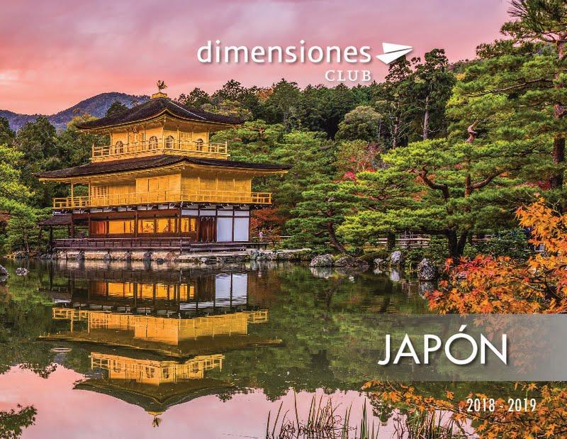 Catálogo Dimensionesclub Circuitos Japón 2018-19