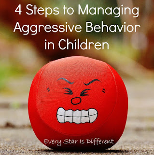 4 Steps to Managing Aggressive Behavior in Children