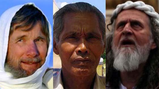 5 Orang Gila Yang Mengaku Sebagai Tuhan