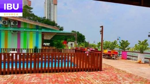Mabohai Resort Klebang Melaka permandangan