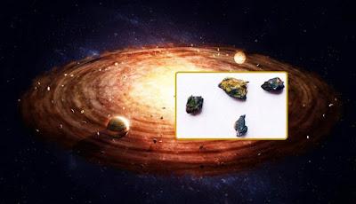 «Υπατία»: Η εξωγήινη πέτρα μπορεί να είναι παλαιότερη από τον Ήλιο