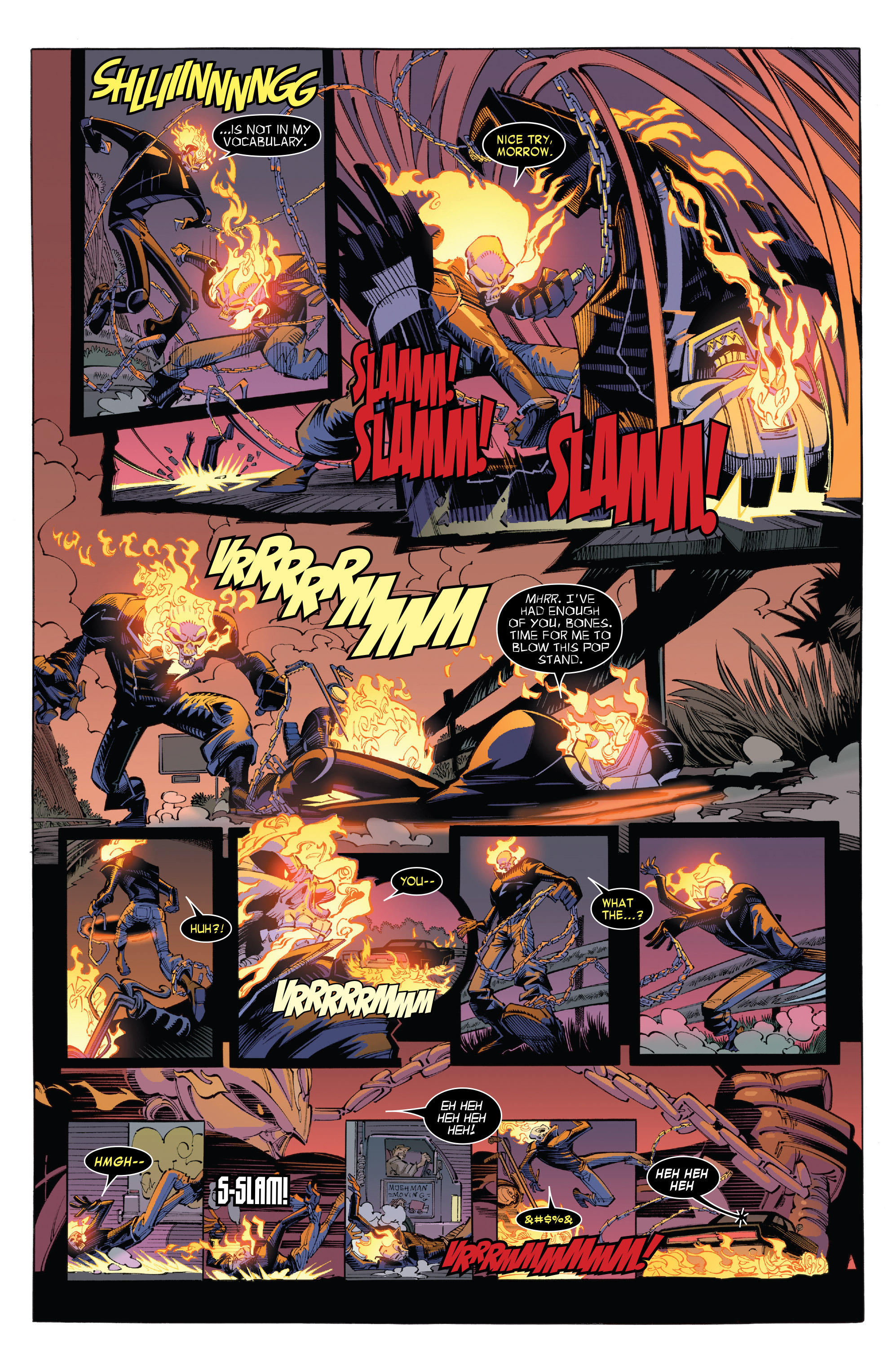 Read online All-New Ghost Rider comic -  Issue #8 - 6