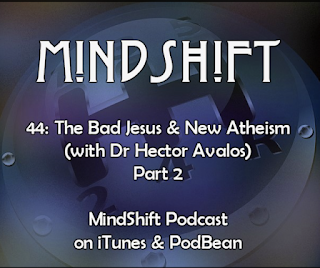 """58015589ef4 The Mindshift podcast on The Bad Jesus  Part II is now available (free).  This interview with Dr. Clint Heacock goes into greater depth on the  question  """"Did ..."""