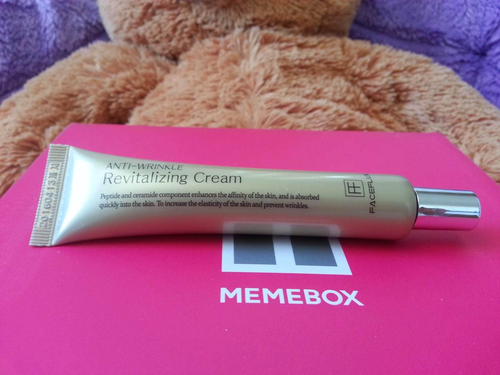 Faceflux Anti-Wrinkle Revitalizing Cream