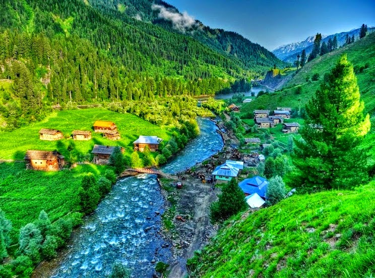 Yet Another Charming Valley in Kashmir