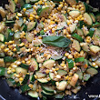 Zucchini and Corn Sauté