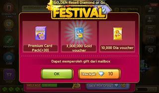 Trik LGR Event Jackpot Draw Dapat Hadiah Jutaan Diamond Dan Gold Get Rich cover