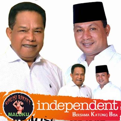 Inspektur IV Jaksa Agung Muda Pengawasan (JAMWAS) Kejagung RI, Herman Kordoeboen mempertegas dirinya bersama mantan Bupati Seram Bagian Timur ( SBT) periode 2005 - 2015 Abdullah Vanath memanfaatkan jalur independen untuk mengikuti Pilkada Maluku 2018.