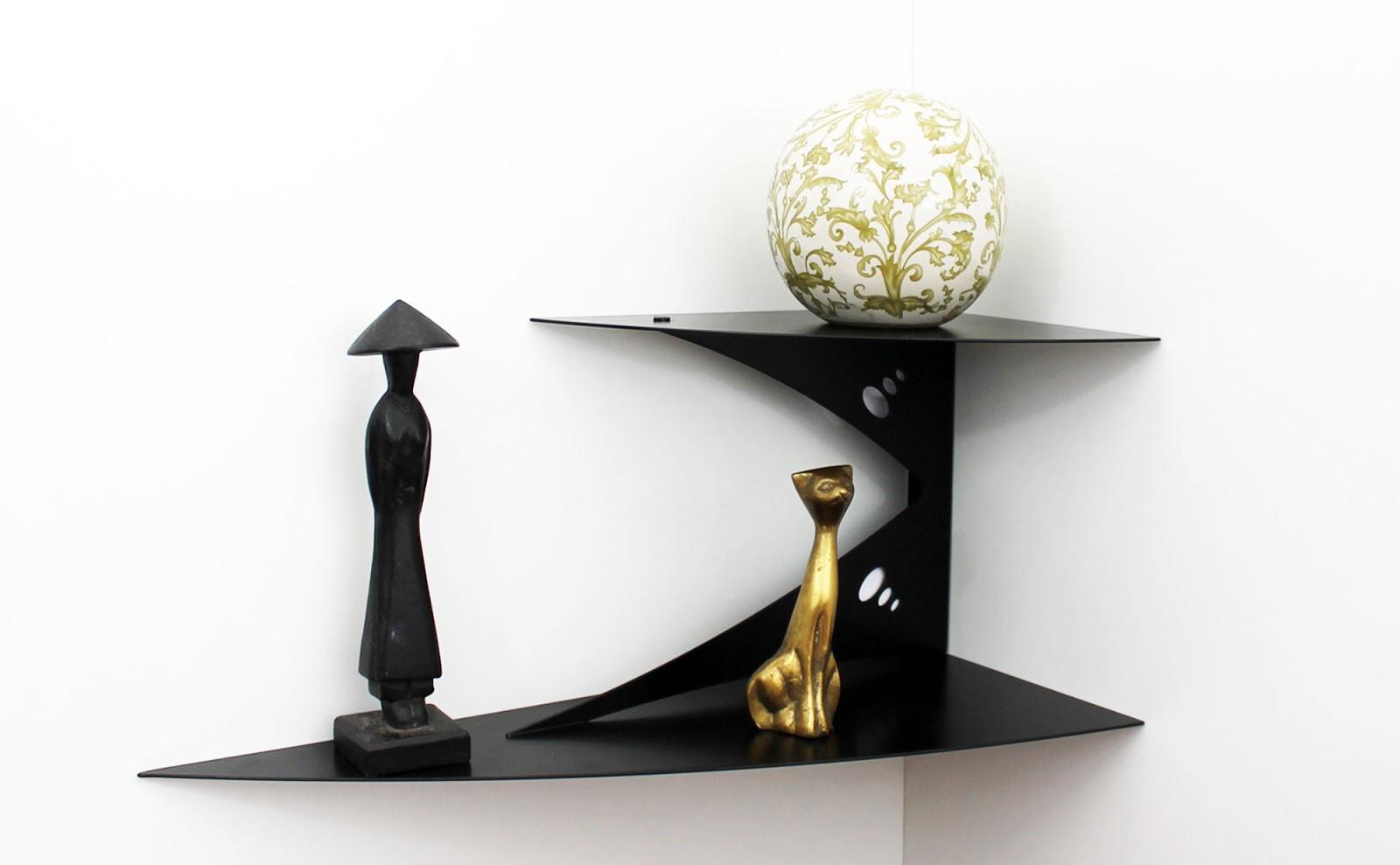 Objectal objets design pour d coration d 39 int rieur nouvelles cr ations - Etagere murale salon ...