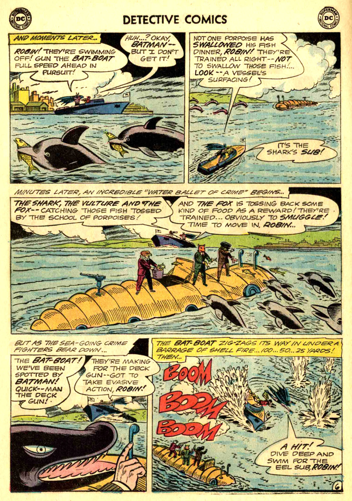 Detective Comics (1937) 321 Page 7