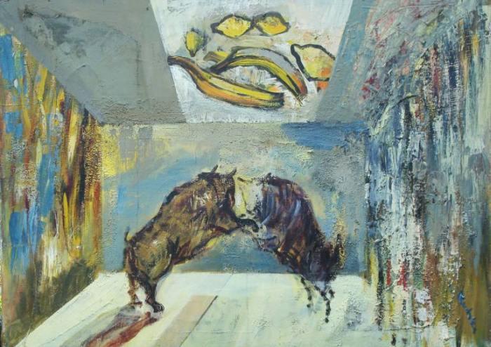 Польская художница. Izabela Rudzka