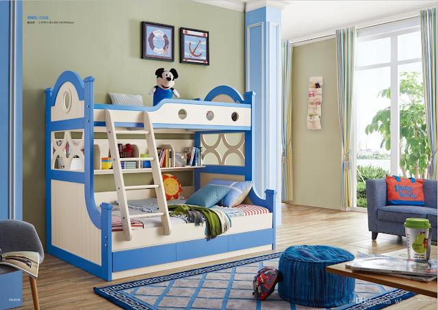 Children's bedrooms غرف نوم الأطفال