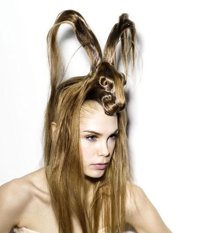 04-The-Hare-Nagi-Noda-野田-凪-Animal-Hairstyles-on-Model-s-Heads-www-designstack-co