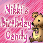 Nikki's Birthday Candy