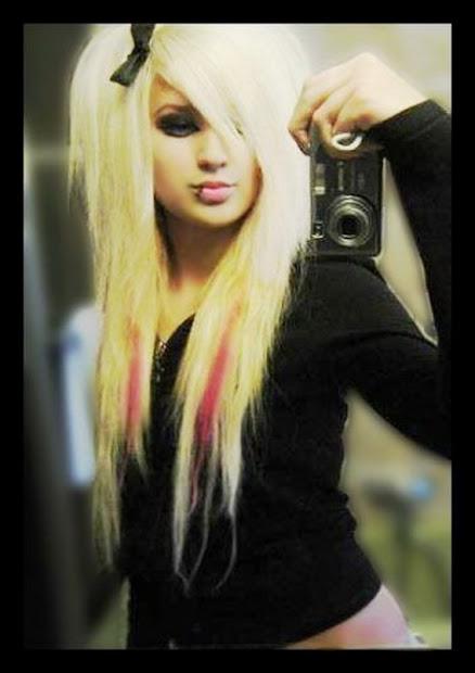 long emo hair cuts & styles